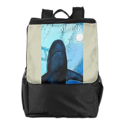 Shark-image-design Bag,Backpack,hiking-daypacks 85%OFF