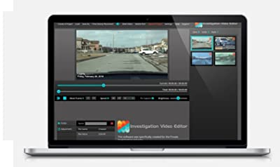 Investigation Video Editor [Online Code]