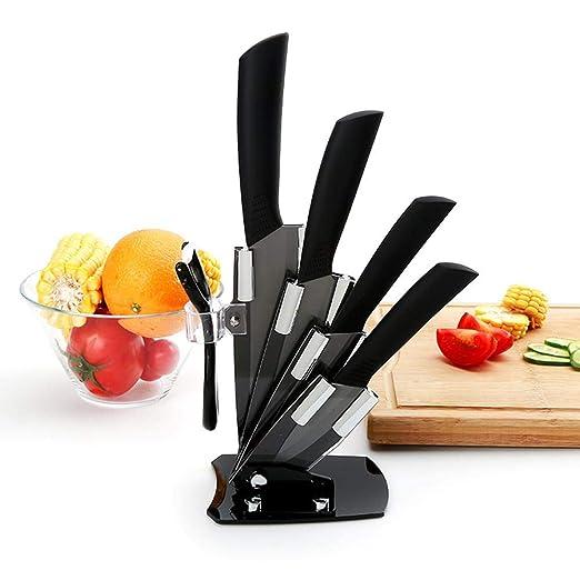 Fuitna - Soporte para Cuchillos de Cocina, 5 Unidades, de ...