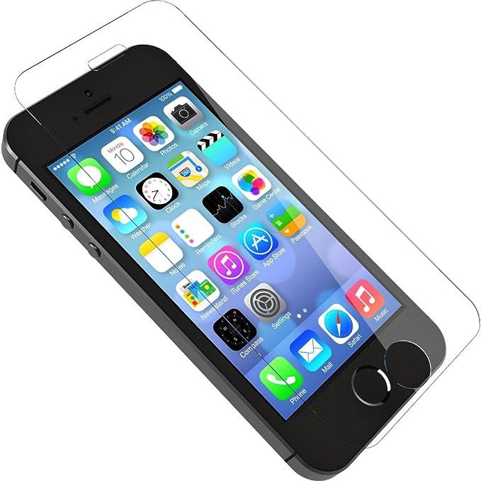 2 opinioni per OtterBox 77-53729 Clearly Protected Custodia per iPhone SE/5/5S/5C, Trasparente
