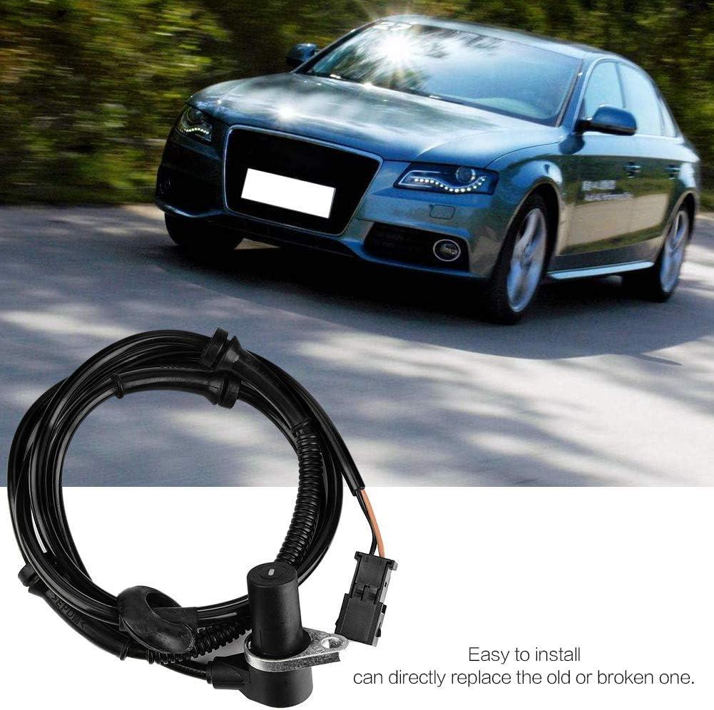 Aintier 2PCS Left Right Rear ABS wheel Speed Sensor brake sensor Fit for 2000-2006 Audi TT 2004-2006 Seat Leon