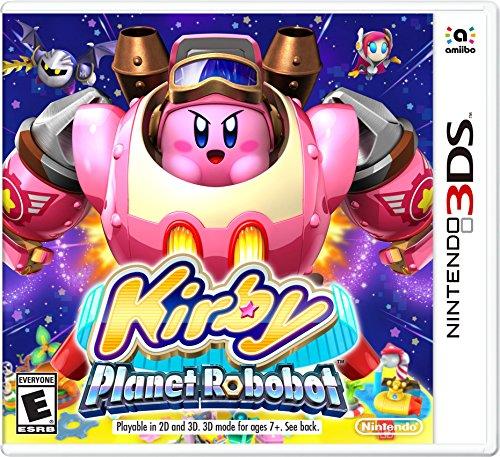 Nintendo Kirby: Planet Robobot - Nintendo 3DS