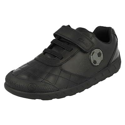 Clarks Chaussure de l'école de LeaderGame Inf - Boy