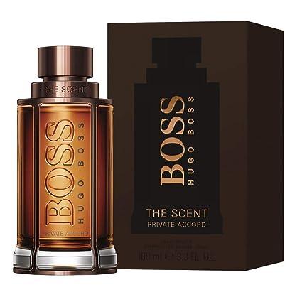 8b6635ee8647 Hugo Boss The Scent Private Accord for Him Eau de Toilette 100ml   Amazon.co.uk  Beauty