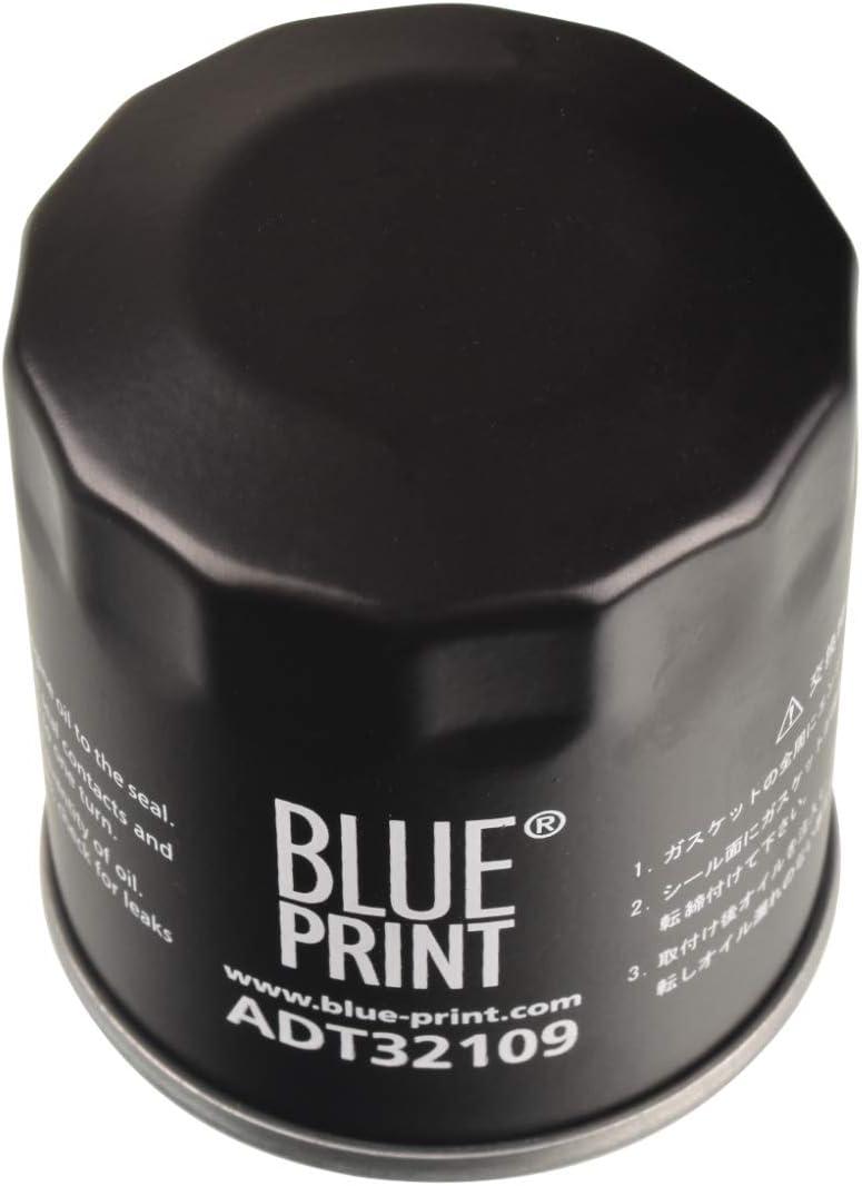 Blue Print Adt32109 Ölfilter 1 Stück Auto