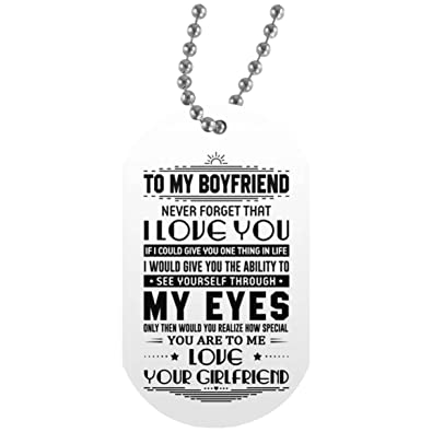 how much do you love your boyfriend