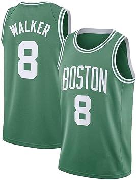 Aojing Boston Celtics Kemba Walker 8 Camiseta Uniforme de ...