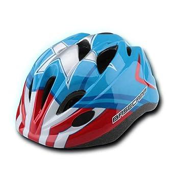 LOLIVEVE Led Bike Helmet Niños Cascos Ciclismo Kid Safety Helmets Transpirable MTB Transpirable