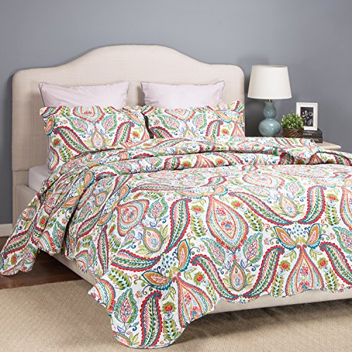 queen size quilt and shams - 3