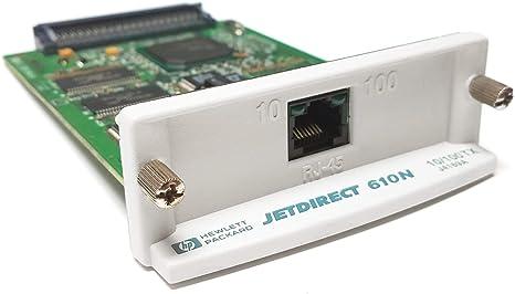 Amazon.com: USA Printer Company HP 610N JetDirect Card ...