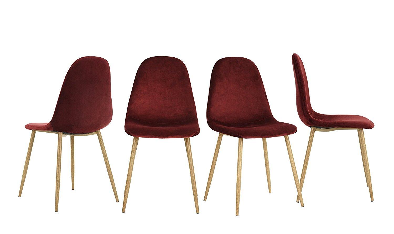 Swell Greenforest Dining Chairs Modern Velvet Living Room Chairs Uwap Interior Chair Design Uwaporg