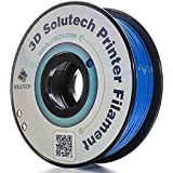 3D Solutech 青 3Dプリンター用 フィラメント マテリアル PLA樹脂 材料 1.75mm 1kg 12色選択可 - 100% アメリカ製