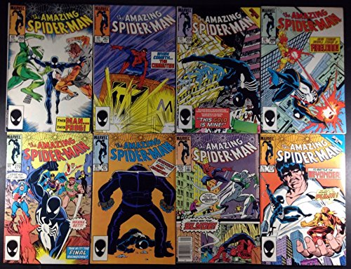 Amazing Spider-Man (1963) 266-297 complete 3 year run no breaks 31 comics