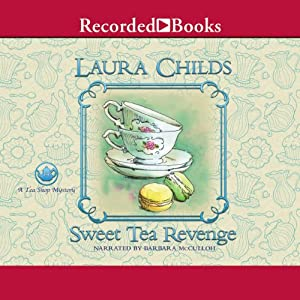 Sweet Tea Revenge Audiobook
