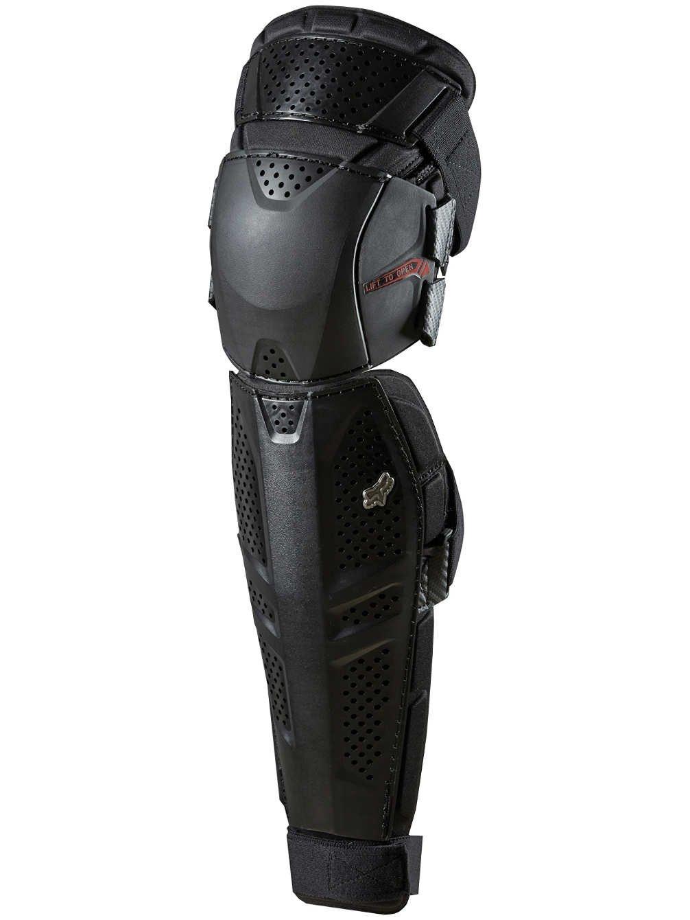 大きな割引 Fox B0013NGQ8I Launch L/XL Protège-tibias/genoux Noir Taille L/XL Noir B0013NGQ8I, かまくら 晴々堂:f63a9441 --- a0267596.xsph.ru