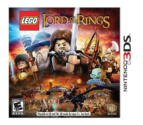 LEGO Lord of the Rings - Nintendo ()