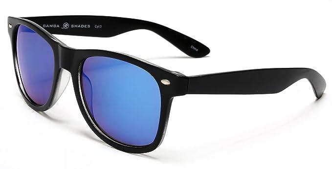 be25df4148 Amazon.com  Samba Shades New Vintage Horned Rim Sunglasses with ...