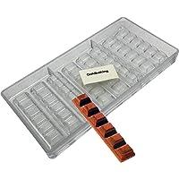 Bar Chocolate Mold Polycarbonate Chocolate Tray DIY Chocolate Tools (2010)