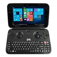 "Aluminum Shell Version GPD WIN X7-Z8750 June 5 Update Gamepad Laptop NoteBook Tablet PC 5.5"" Handheld Video Game Console Windows Bluetooth 4.1 4GB/64GB"