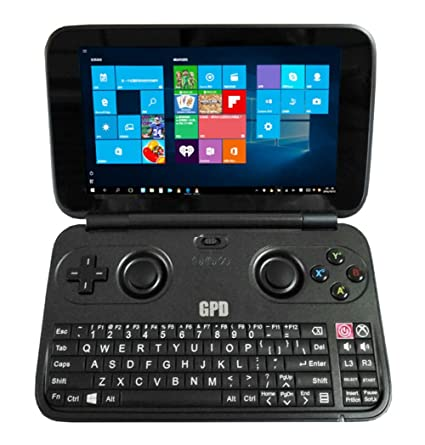 GPD WIN Aluminum Shell Version God Win, Gamepad Laptop Notebook Tablet,  Handheld Video Game Console Windows