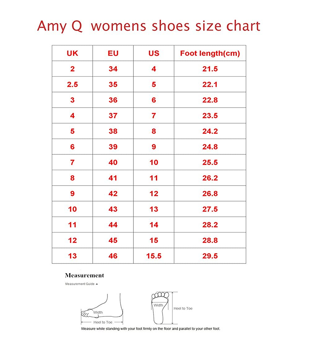 Amy Q Women's Leopard Round Toe Platform High Heel Pumps Rivets Stiletto Ankle Strap Dress Shoes Y01-P02-P004
