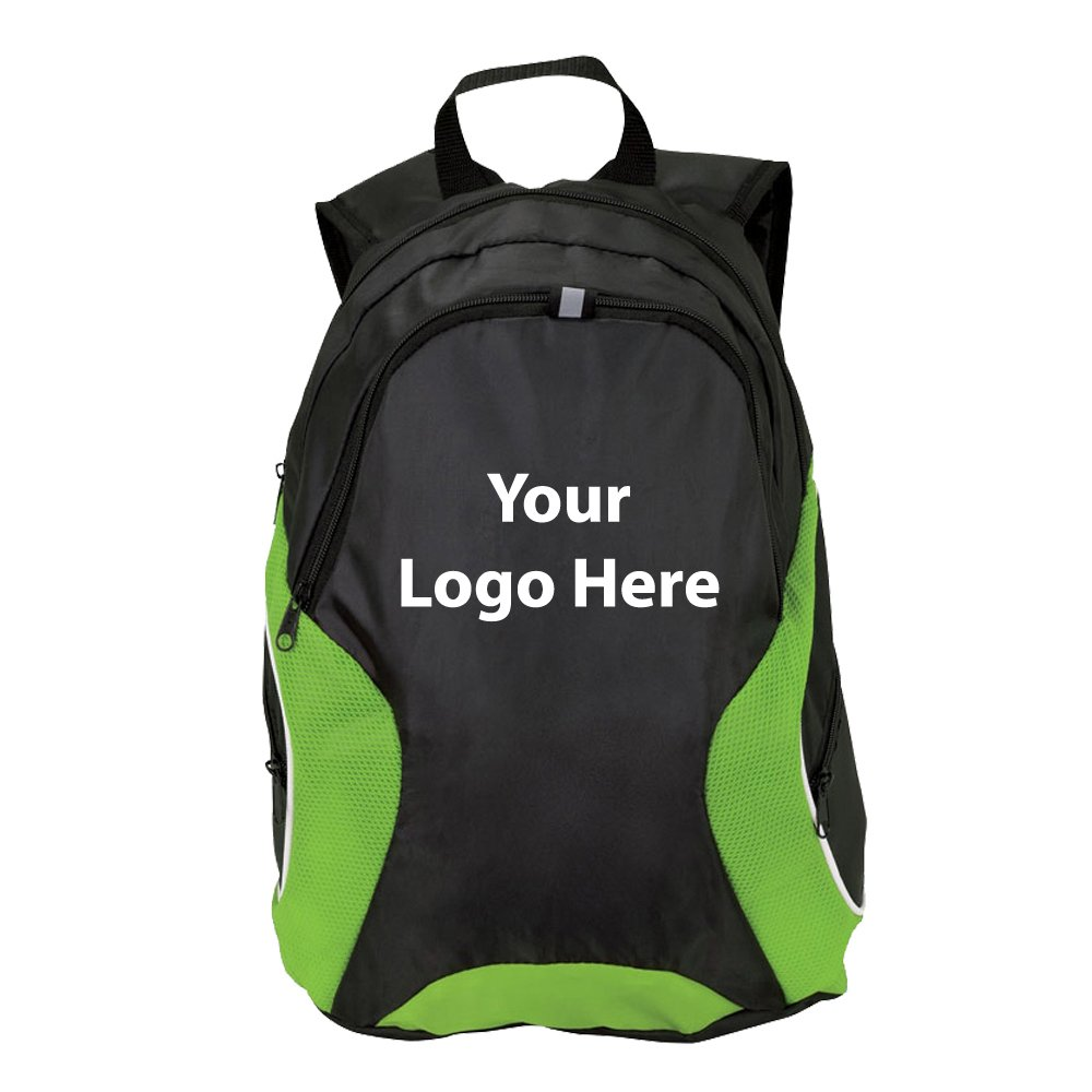 Backpack - 50 Quantity - $13.80 Each - PROMOTIONAL PRODUCT / BULK / BRANDED with YOUR LOGO / CUSTOMIZED