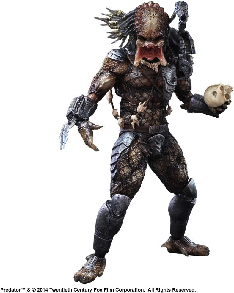 Bandai Tamashii Nations Predator Movie Ver. Predator spielen Arts -Kai Figure