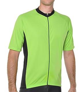 Amazon.com   Toga Racing Men s Velocity Plus Short Sleeve Jersey ... e56d50201