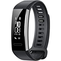 HUAWEI Band 2 Pro Fitness Tracker (GPS, Bluetooth, hartslagmeting, waterdicht tot 5 ATM) zwart