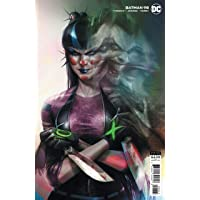 Batman (2016) #98 VF/NM Francesco Mattina Joker Punchline Variant Cover