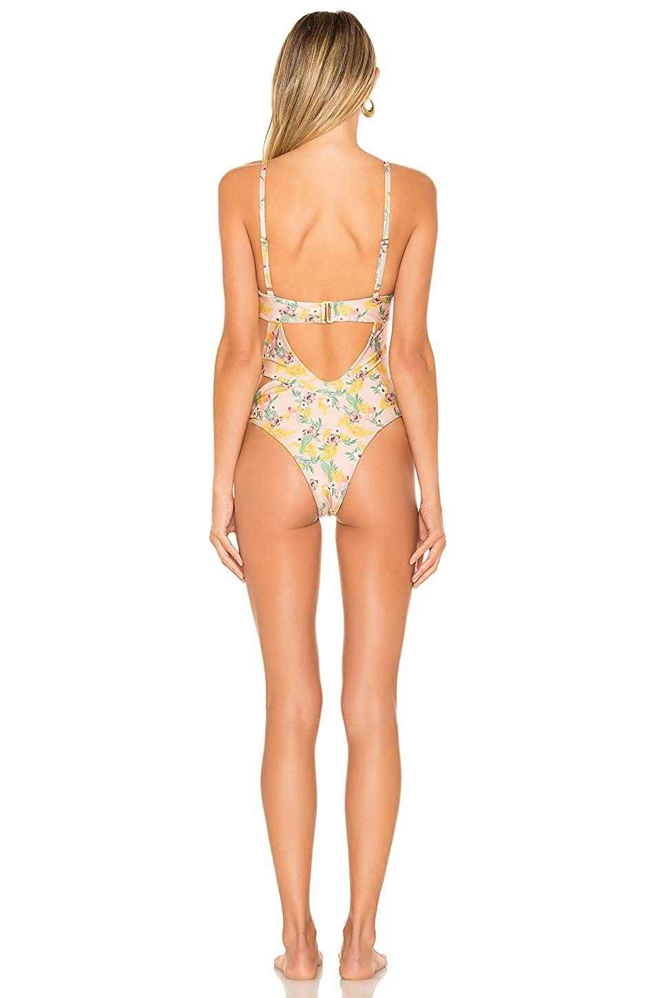 for Love and Lemons Antigua One Piece Swim Suit