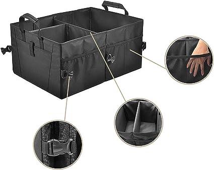 Amazon.es: Cajas almacenaje ergonómico - Organizador maletero ...