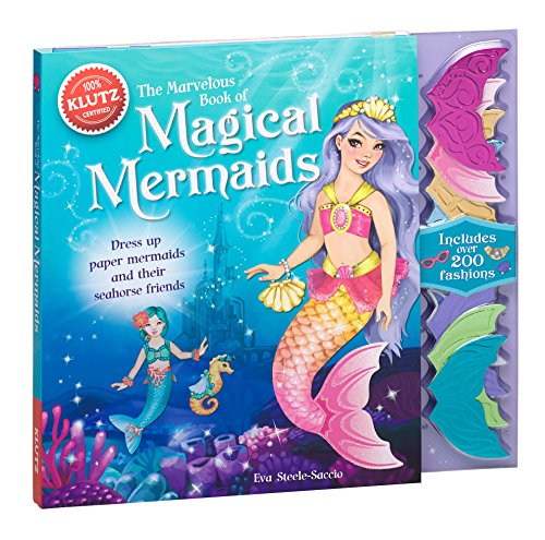 - Klutz The Marvelous Book of Magical Mermaids