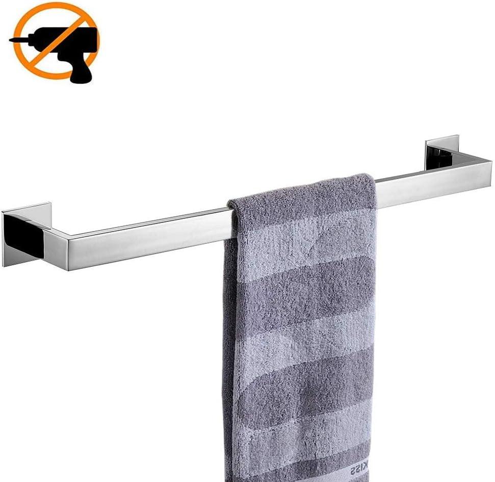 Celbon Handtuchhaken ohne Bohren Kleiderhaken Selbstklebend Bademantelhaken 304 SUS Edelstahl f/ür Bad Und Chrom-Finish/…