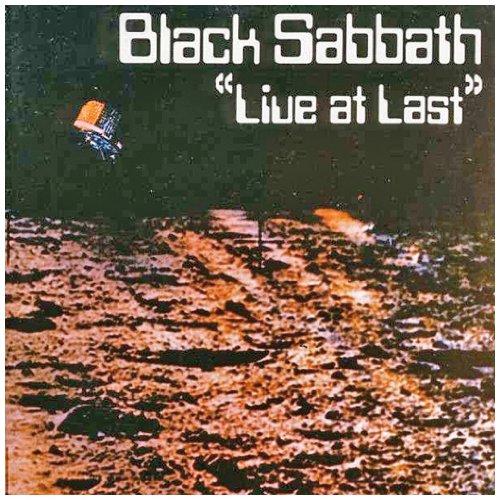CD : Black Sabbath - Live at Last (Remastered, Reissue)