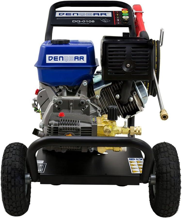 Moteur 250/Bar Nettoyeur haute pression /à essence avec 9,6/kW 15/CV