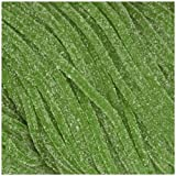 Gustaf's Sour Green Apple Licorice Laces - 2 Lb. Bag