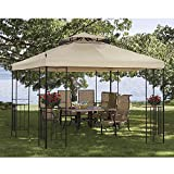 Sunjoy Replacement Mosquito Netting for Athena Gazebo Review