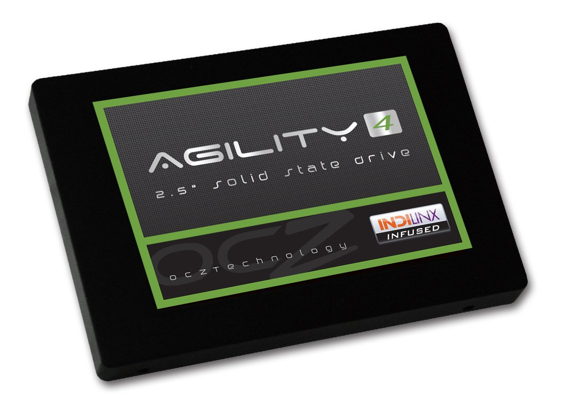 OCZ Agility 4 - Disco Duro sólido Interno de 512 GB (2,5