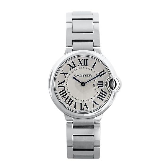 7c6ce05cbbec6 Cartier Ballon Bleu 36mm Swiss-Quartz Womens Watch 3005 (Certified  Pre-Owned): Cartier: Amazon.ca: Watches