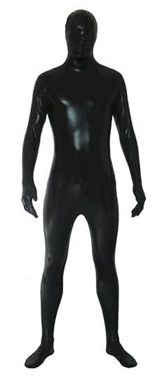 Howriis Unisex Metallic Full Zentai Spandex Fancy Kleid Lycra Anzug