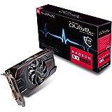 Sapphire Pulse Radeon RX 560 Radeon RX 560 4GB GDDR5 - Tarjeta gráfica (AMD, Radeon RX 560, 3840 x 2160 Pixeles, 1300 MHz, 4 GB, GDDR5)