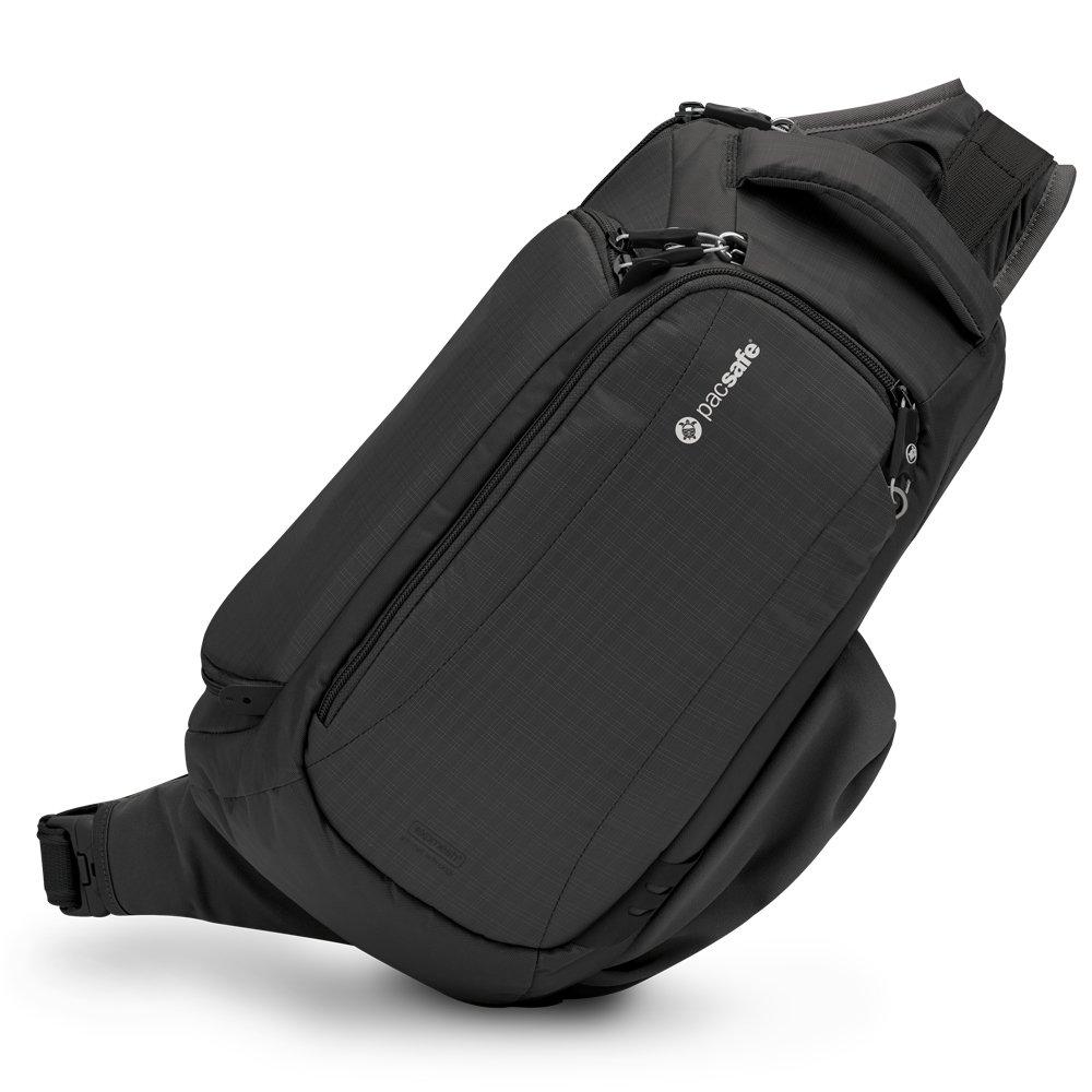 Pacsafe Camsafe V9 Anti-Theft Camera Sling Pack, Black Outpac Designs Inc - PACSAFE - CA V9-Black