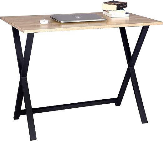 WOLTU Escritorio de Computadora Muebles de Oficina Mesa de Trabajo ...