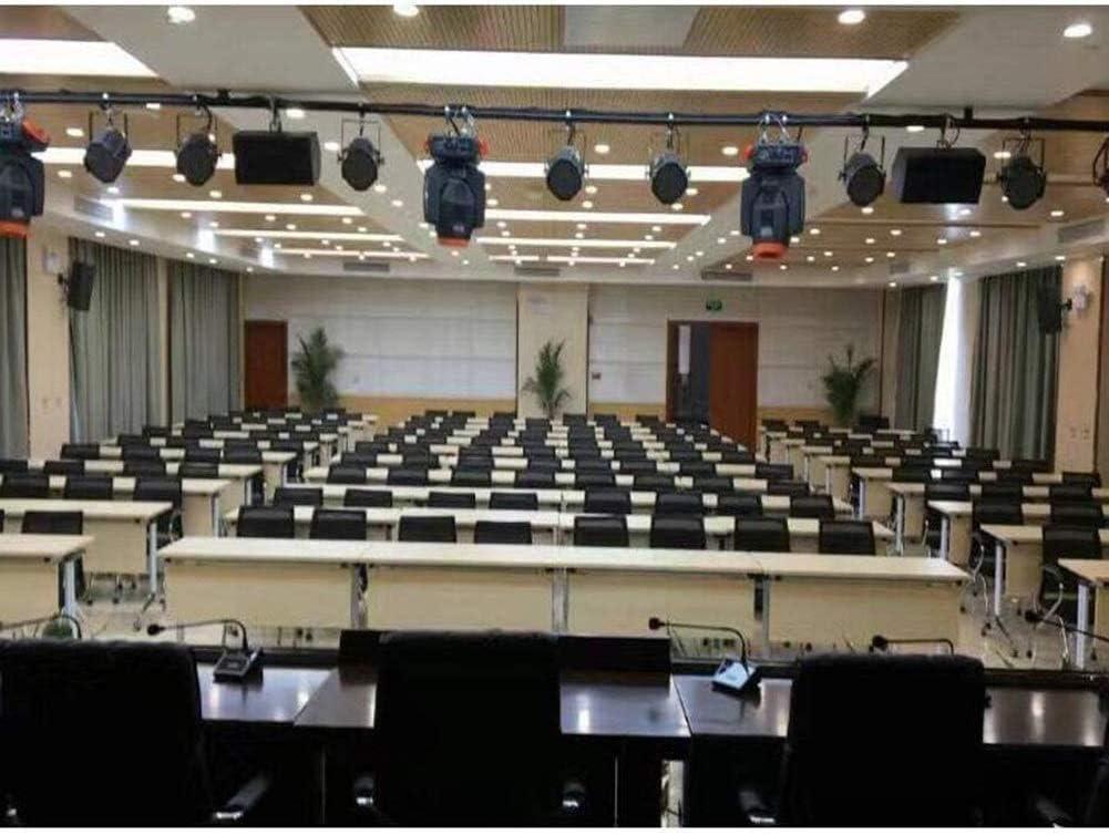 パソコンデスク シンプルワークデスクサイドテーブル高品質の表1のx折りたたみ、パソコンデスク、大規模なデスクトップワークステーションの研修室、教室、オフィスを書く学習(カラー,120 * 75センチメートル* 60),120 * 50 * 75センチメートル