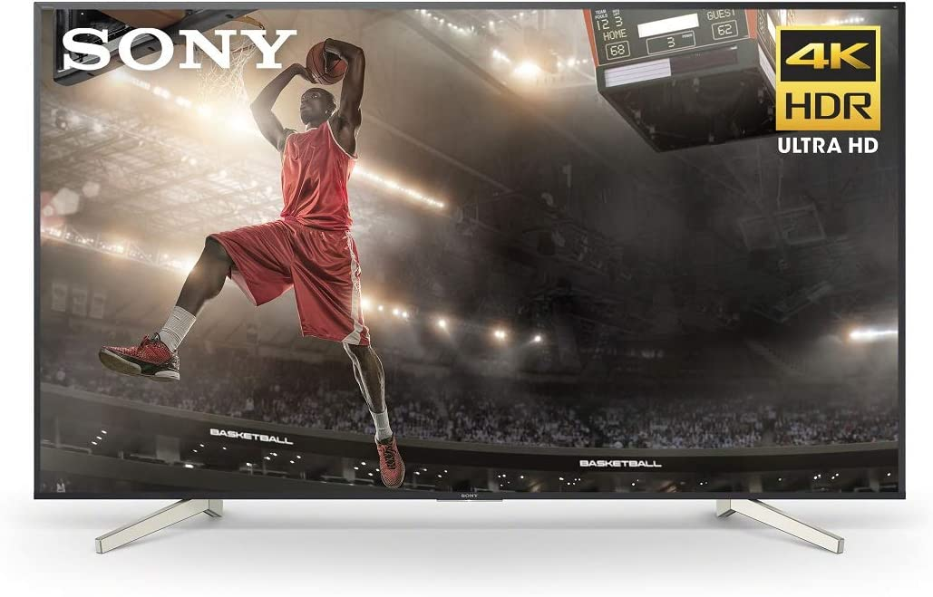 Sony XBR65X850F 4K Ultra HD Smart LED TV (Modelo 2018): Amazon.es: Electrónica