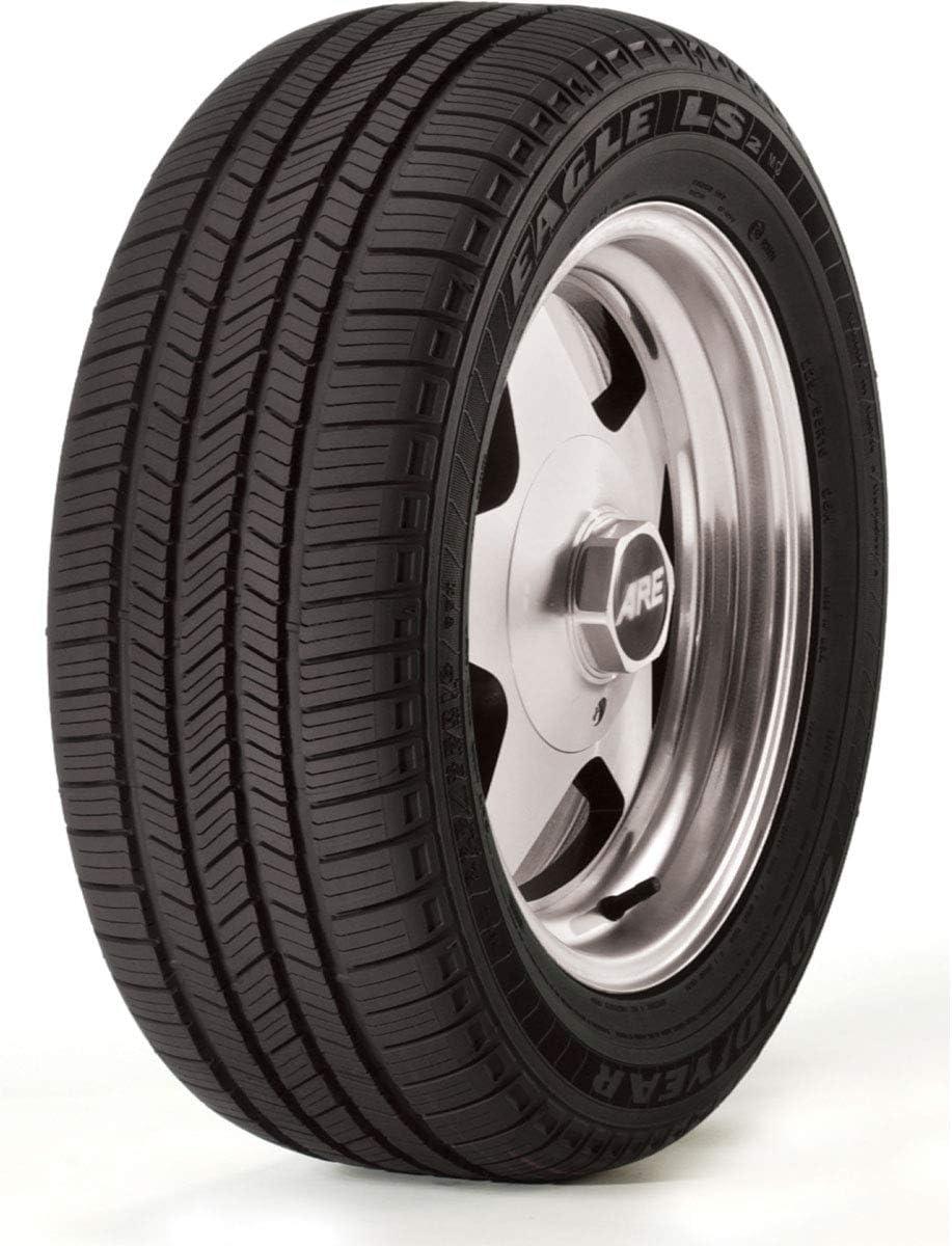 固特异鹰LS2全季子力线轮胎