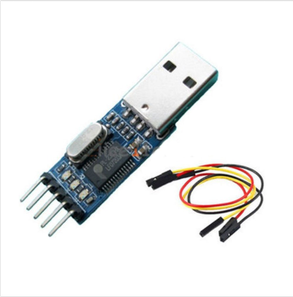 USB To RS232//TTL PL2303HX Cable Adapter COM Module Auto Converter for Arduino