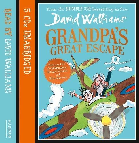 Grandpa's Great Escape - 0007582846