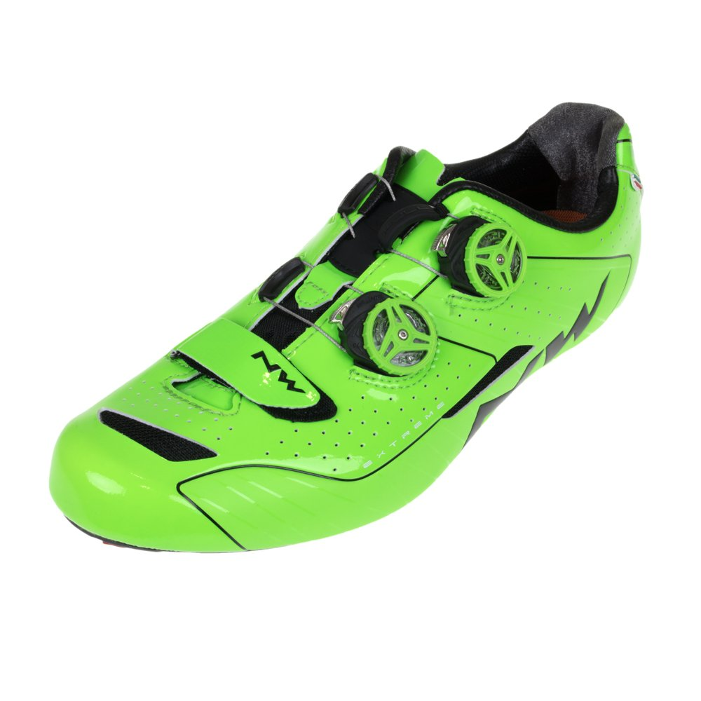 Northwave Extreme Road shoes Green Fluo- 45.5 by Northwave